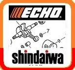 ECHO-SHINDAIWA RICAMBI - ORIGINAL PARTS