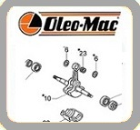 OLEO MAC RICAMBI - ORIGINAL PARTS