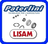 PATERLINI E LISAM RICAMBI - ORIGINAL PARTS