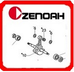 ZENOAH RICAMBI - ORIGINAL PARTS