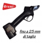 FORBICE A BATTERIA MINI PRUNER BRUMI PER POTATURA SINO A 25MM