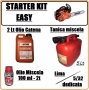 STARTER KIT MOTOSEGA EASY 5/32""