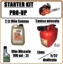 STARTER KIT MOTOSEGA PRO-UP 5/32""