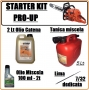STARTER KIT MOTOSEGA PRO-UP 7/32""